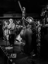 The Deltas Rockabilly blues band. The Dublin Castle. Camden Town, London.