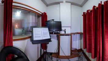 Recording Studio (five)