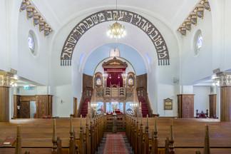 Oslo Synagogue. Oslo, Norway.