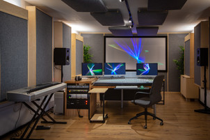 Recording Studio (three)