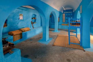 Synagogue Rabbi Avraham. Hara Sghira, Djerba, Tunisia.