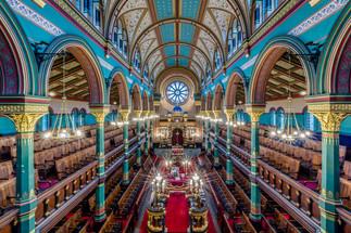 Princes Road Synagogue. Liverpool, England.