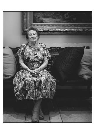 Veronica Phillips (Hungary), Holocaust survivor.   Johannesburg, Gauteng, South Africa.