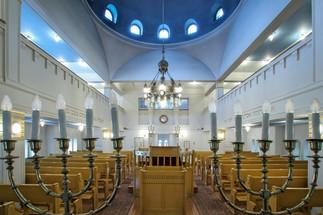 Turku Synagogue. Turku, Finland.