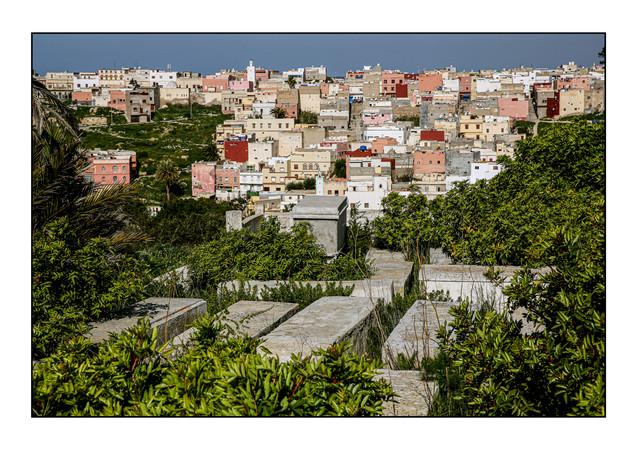 Jewish Cemetery.  Safi, Morocco.