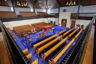 Wellington Hebrew Congregation, Beth El Synagogue. Wellington, New Zealand