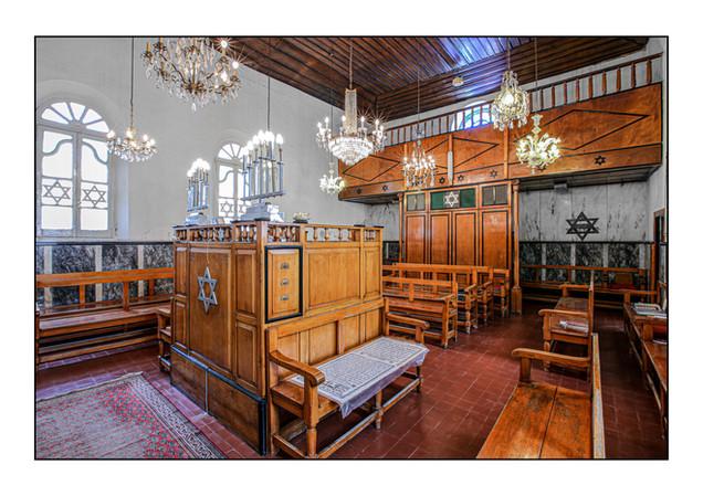 Asmara Synagogue.  Asmara, Eritrea.