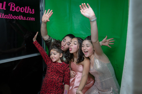 Bat Mitzvah Party