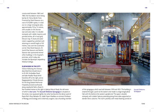 Photos (4). Jewish Heritage of the Deccan: Mumbai, the Northern Konkan, Pune. (India)