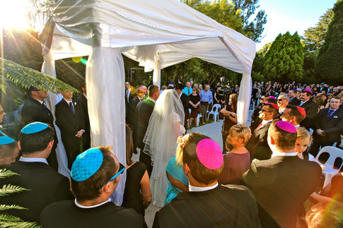 Wedding. Johannesburg, South Africa.