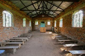 Abayudaya Jews. Namutumba Synagogue (aka The Perlman Synagogue), Namutumba District, Uganda.