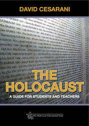 Cover photo. The Holocaust: A Guide for Teachers and Students