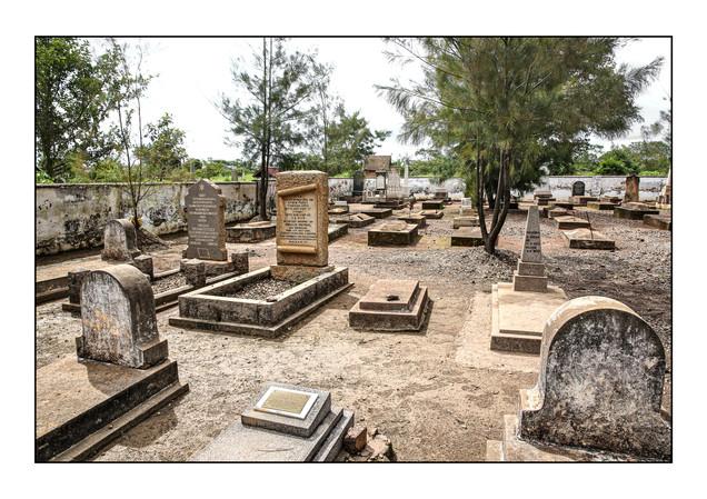 Jewish Cemetery (old).   Lubumbashi, Democratic Republic of Congo.