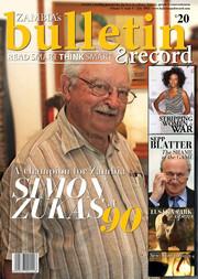 Cover photo. Bulletin & Record magazine (Zambia)