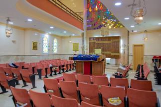 Bet El Synagogue. Ceuta, Spain.
