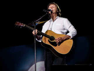 Paul McCartney Osaka Dome Osaka, Japan