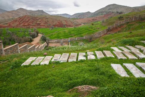 Bzou, Morocco.