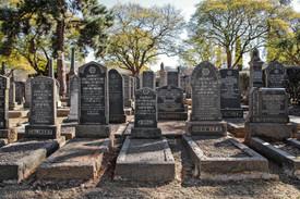 Rebecca Street Jewish Cemetery. Pretoria, South Africa.
