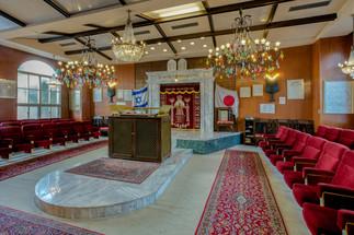 Ohel Shelomo Synagogue. Kobe, Japan.