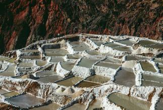 Salineras de Maras, Peru.