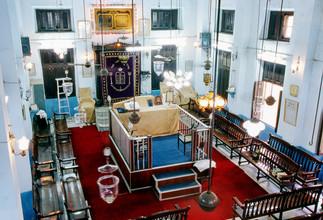 Shaar HaRahamim (Gate of Mercy) Synagogue. Mumbai, India.