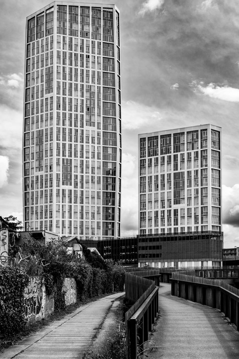 Skyview Towers, Bromley-By-Bow