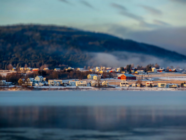 Near Oslo, Norway.