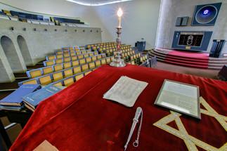 Harare (Salisbury) Hebrew Congregation Synagogue. Harare, Zimbabwe.