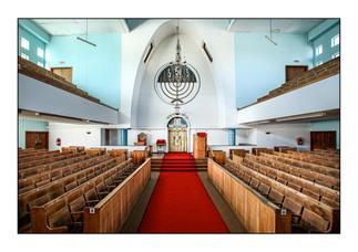 Kensington Hebrew Congregation.  Kensington, Johannesburg, Gauteng, South Africa.