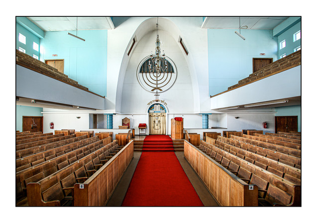 Kensington Hebrew Congregation.  Kensington, Johannesburg, Gauteng, South Africa.