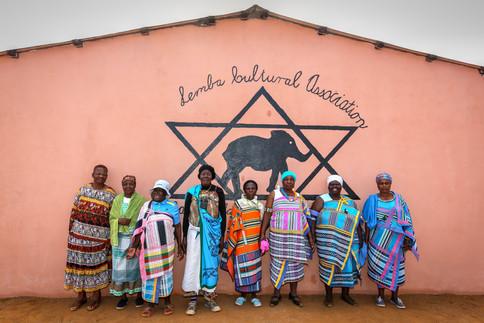 Lemba community members. Manavhela, Limpopo, South Africa