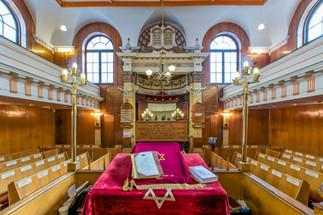 Sandy's Row Synagogue, London, England.