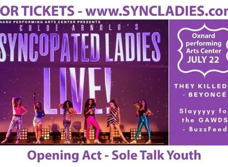 SYNC LADIES LIVE! Oxnard, CA