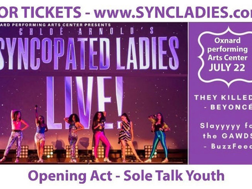 SYNC LADIES LIVE! Oxnard, CA