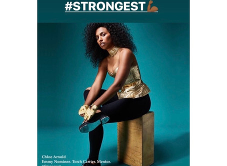 """Lebron James + NIKE + ESSENCE feat. Chloe Arnold as one of the """"STRONGEST"""""""