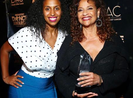 Industry Dance Awards Lifetime Achievement Award x Debbie Allen