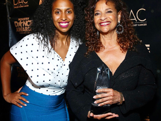 Industry Dance Awards Lifetime Achievement Award x Debbie Allen