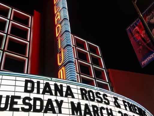 Diana Ross 75th Diamond Birthday