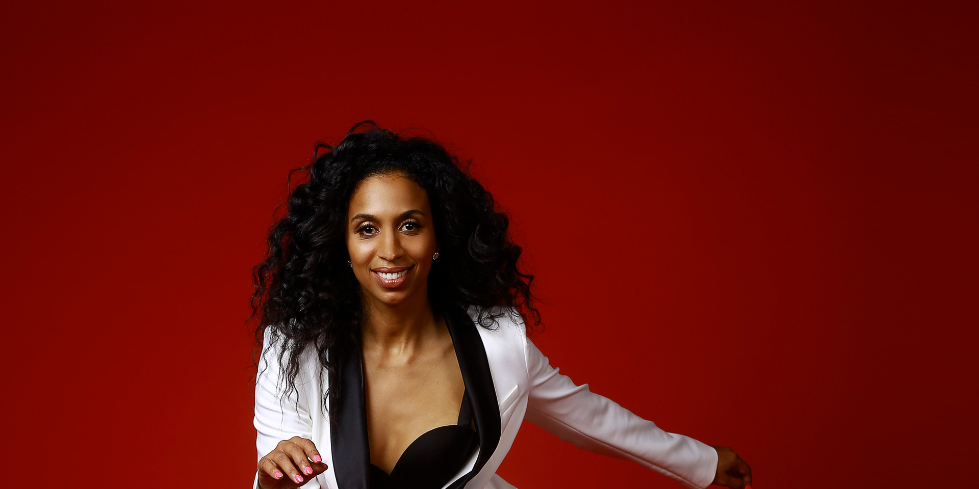 CHLOE ARNOLD EMMY NOMINATED TAP DANCE SUIT CLASSIC.JPG