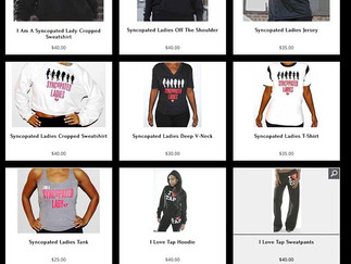 Syncopated Ladies Merch On-Sale NOW! Shop Today!!!