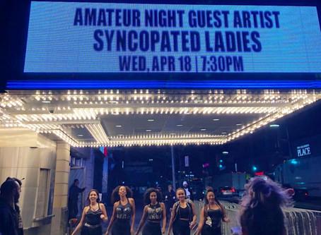 THE APOLLO x Sync Ladies
