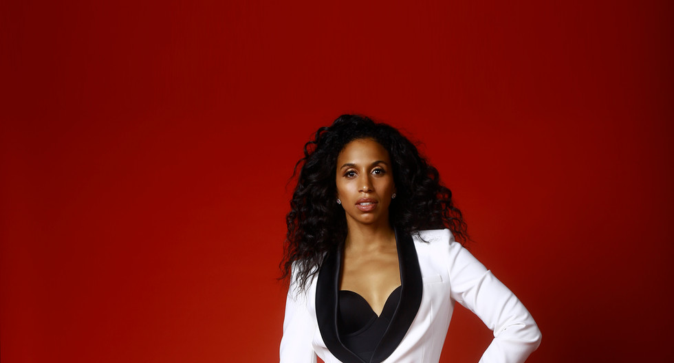 CHLOE ARNOLD EMMY NOMINATED TAP DANCE BOSS SUIT.JPG