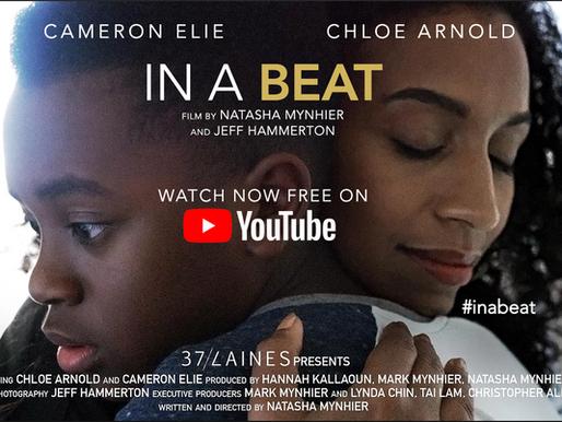 Chloe's Acting Debut - IN A BEAT