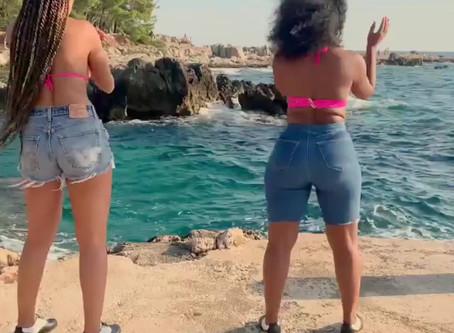 Jet Lag x Chloe and Maud + A$AP FERG