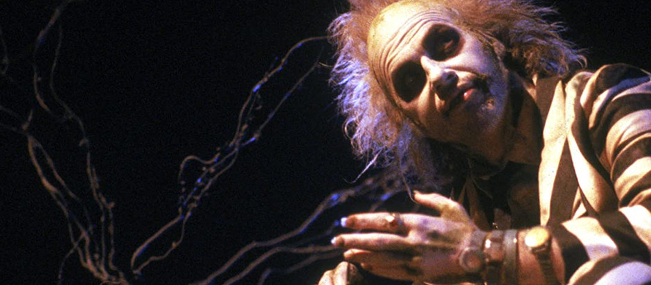 Ceris' 31 Days of Horror Challenge: Day 2 - Beetlejuice