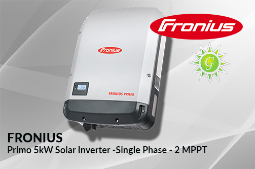 Primo 5kW Solar Inverter - Single Phase