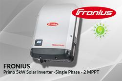 Primo 5kW Solar Inverter - Single Phase