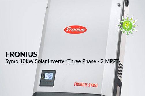 Symo 10kW Solar Inverter - Three Phase -