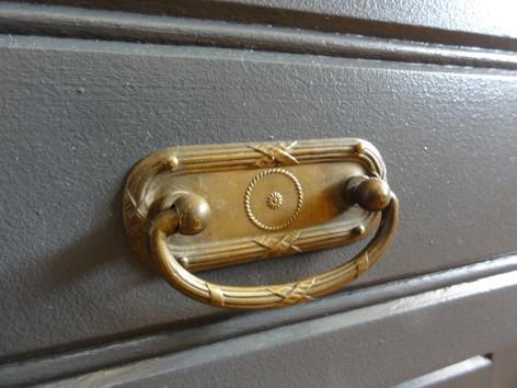 Poignée de tiroir ancienne de l'armoire Envole - C'primeHome