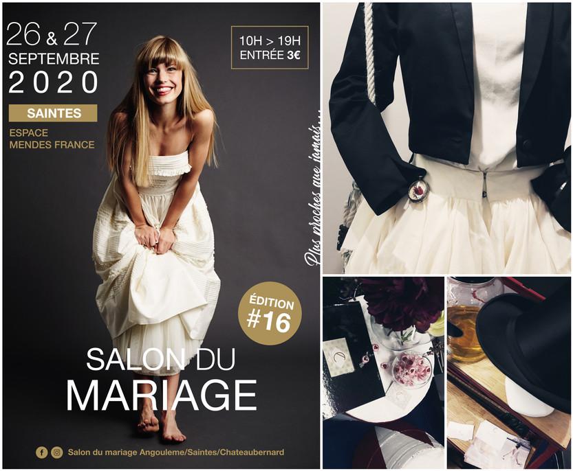 Salon du Mariage -Saintes 2020